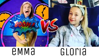 EMMa   Fått Deg På Hjernen (live) VS Gloria   La Vie En Rose (live) ~ Song Battle