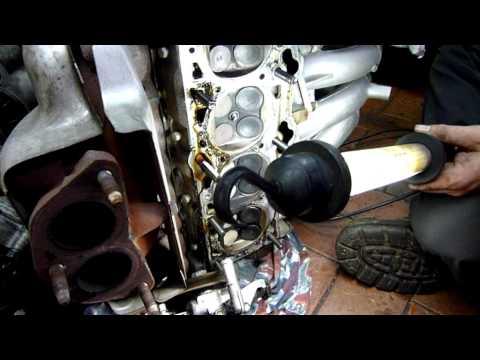 Hyundai Lantra 1.8L DOHC Cooked Engine Autopsy
