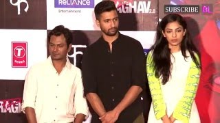 Raman Raghav 20  Movie Trailer Launch  Nawazuddin Siddiqui  Vicky Kaushal  Full Video  Part 2