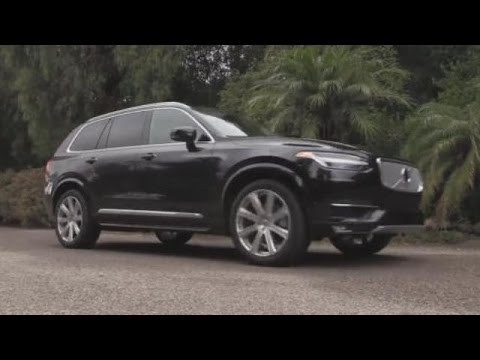 2016 Volvo XC90 First Look Video Review