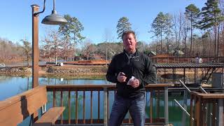 Lake Keowee Real Estate Video Update December 2017 Mike and Matt Roach Top Guns Realty