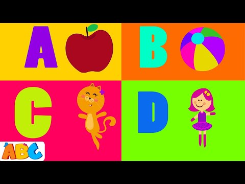 ABC Songs For Children | ABC Phonics Song | Nursery Rhymes | All