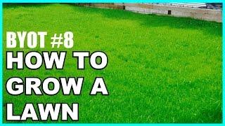 Grow/Restore New Lawn
