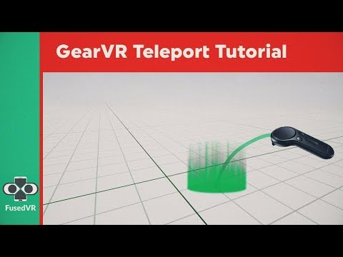 how to map Gear VR touchpad in Unity to move player in scene — Oculus