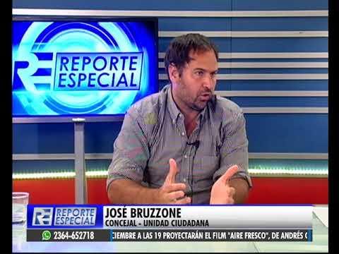 """José Bruzzone: """"Se va a incentivar el empleo y la producción"""""""