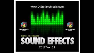EFX Sound Effects 2017 Pack Vol. 11