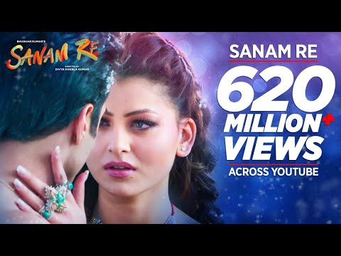 SANAM RE Title  Song FULL VIDEO | Pulkit Samrat, Yami Gautam, Urvashi Rautela | Divya Khosla Kumar Mp3