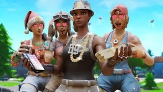 So I Met THREE GIRLS that TURNED INTO GOLD DIGGERS 💰 ( SQUAD FILLS FORTNITE BATTLE ROYALE )