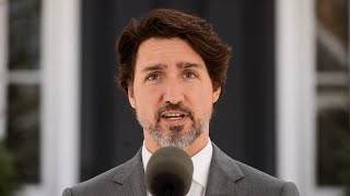 Prime Minister Justin Trudeau says since the portal opened at 6 a.m. ET on Monday, about 10,000 companies have applied for the $73-billion wage subsidy program.  To read more: https://www.cbc.ca/1.5546034  »»» Subscribe to CBC News to watch more videos: http://bit.ly/1RreYWS  Connect with CBC News Online:  For breaking news, video, audio and in-depth coverage: http://bit.ly/1Z0m6iX Find CBC News on Facebook: http://bit.ly/1WjG36m Follow CBC News on Twitter: http://bit.ly/1sA5P9H For breaking news on Twitter: http://bit.ly/1WjDyks Follow CBC News on Instagram: http://bit.ly/1Z0iE7O  Download the CBC News app for iOS: http://apple.co/25mpsUz Download the CBC News app for Android: http://bit.ly/1XxuozZ  »»»»»»»»»»»»»»»»»» For more than 75 years, CBC News has been the source Canadians turn to, to keep them informed about their communities, their country and their world. Through regional and national programming on multiple platforms, including CBC Television, CBC News Network, CBC Radio, CBCNews.ca, mobile and on-demand, CBC News and its internationally recognized team of award-winning journalists deliver the breaking stories, the issues, the analyses and the personalities that matter to Canadians.