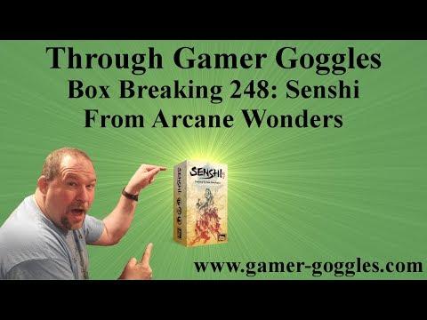 Box Breaking 248: Senshi from Arcane Wonders
