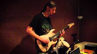 Ataraxis - Magic Studio EP2012 - Guitare Tom