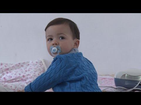 Família pede ajuda para arrecadar 117 mil dólares para cirurgia de bebê com condição rara