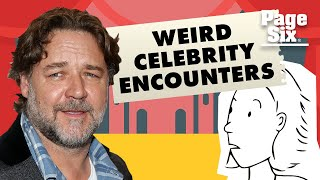 Russell Crowe blindsided people after his 'boring' movie screening