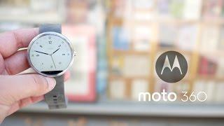 Moto 360, análisis a fondo del smartwatch Motorola