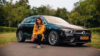 Ngắm xe ô tô Mercedes Benz A Class A200  AMG Line 2018