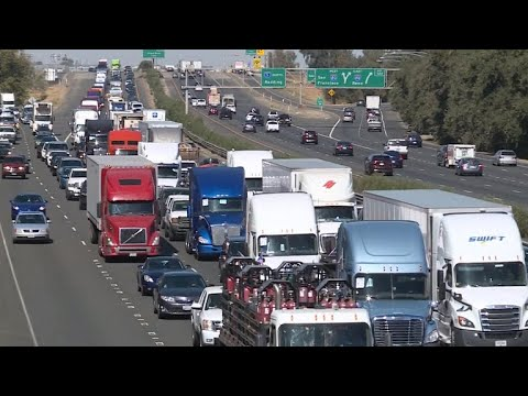 Why America is facing a shortage of truck drivers