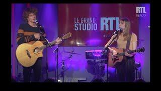 Philippine Et Théo   Salut Les Amoureux (Live)   Le Grand Studio RTL
