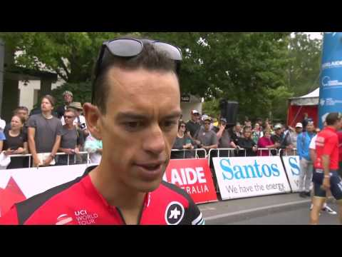 Rider Interviews | Staging Connections Stage 2 | 2017 Santos Tour Down Under
