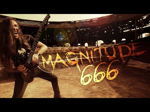 Perc3ption - Magnitude 666 [OFFICIAL VIDEO] online metal music video by PERC3PTION