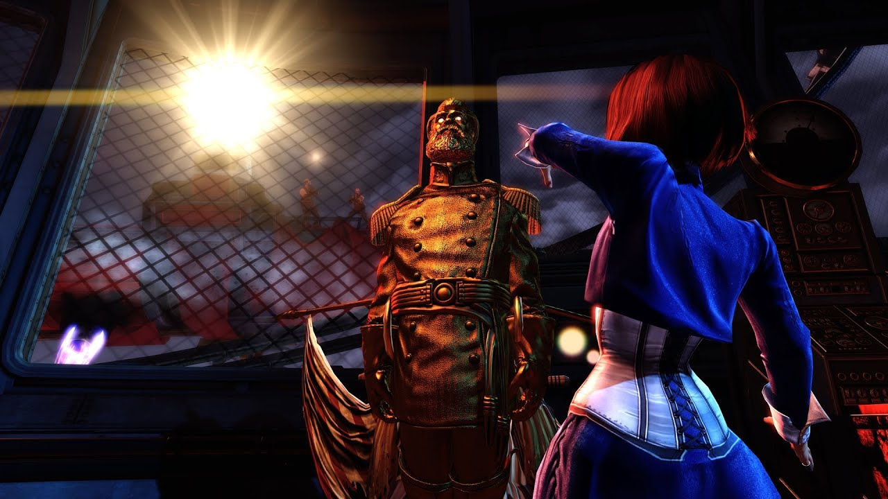 This BioShock Infinite Trailer Isn't Dumbed Down, It's Stripped Back