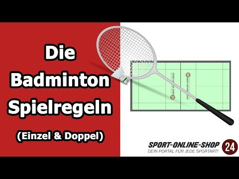 Badminton Spielregeln [schnell und leicht erklärt]