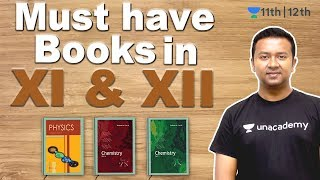 Must Have Books In 11th & 12th | CBSE | NCERT | Unacademy Class 11 & 12 | Sumit Sir