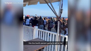 Challenges of social distancing seen in Point Pleasant Beach