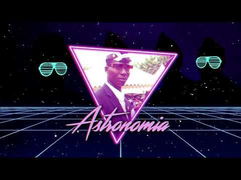 Astronomia synthwave remix