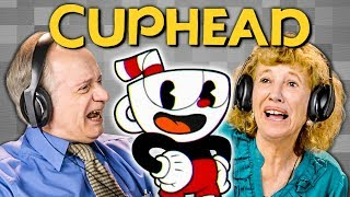 CUPHEAD (Elders React: Gaming) - dooclip.me