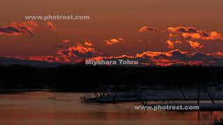 斜里川の動画素材, 4K写真素材