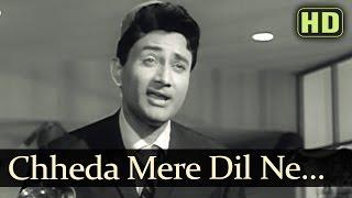 Chheda Mera Dil Ne Tarana - Dev Anand - Asli Naqli - Mohd