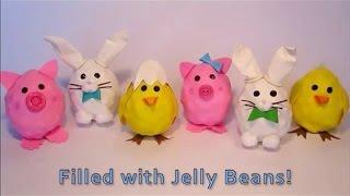 DIY Easter Crafts | Easter Gift Bags & Treats | DIY Goodie Bags