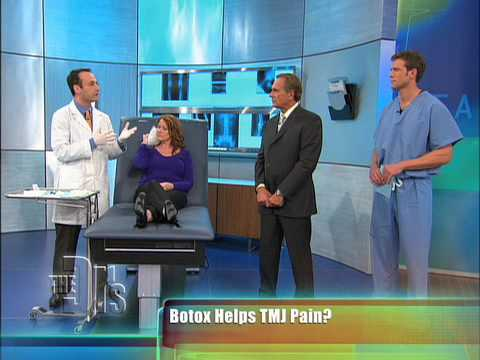 Video New Botox Treatment for TMJ on 'The Doctors'