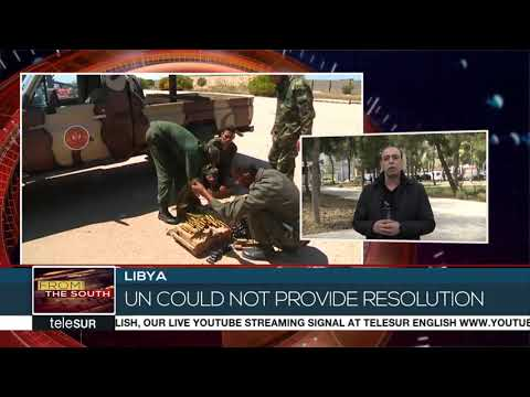 Tensions in Libya Continues to Escalate as Airport is Hit
