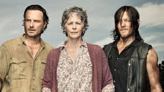 Ходячие мертвецы, Behind the Scenes of the Amazing 'Walking Dead' Photo Spread