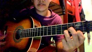 Toulou Fait Viv Amwin Dans Le Love TuTo Guitare.