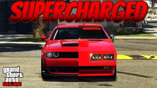 The Best Sounding SUPERCHARGED CARS in GTA 5 Online!!