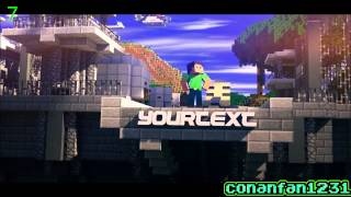 Top 10 Minecraft Intro Templates 2016