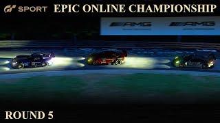 GT Sport - Epic Online Championship - Round 5/6