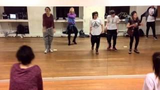 LOSTV Dance ClassCam ⎮ Angel Haze - Gossip folks Rossay Campbell⎮ Choreography