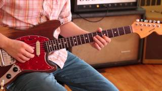 Matty Groves by Fairport Convention - Richard Thompson Guitar Solo Lesson
