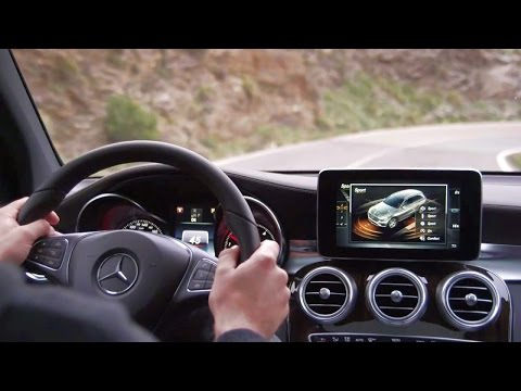 Mercedes-Benz 2016 GLC 250d 4Matic Road Trailer