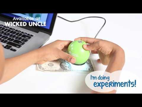 Youtube Video for Zoomy - Handheld Digital Microscope
