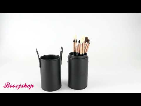 Boozyshop Boozyshop Brush Cup Holder Black