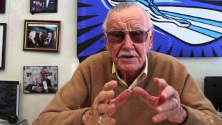 What makes a superhero? | Stan Lee |
