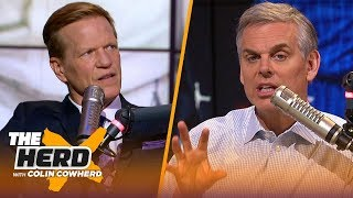 LeBron has something to prove, talks All-Star Game, Kawhi, load management — Bucher | NBA | THE HERD