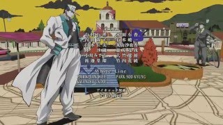 From Darren Thank you JoJos Bizarre Adventure First time Ive seen the