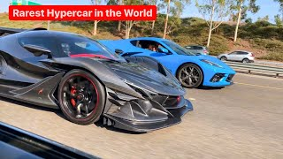 HOW TO EMBARRASS SUPERCAR OWNERS BRING $3,000,000 APOLLO IE …