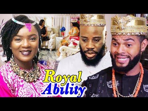 Royal Ability Season 1 & 2 - 2019 Latest Nigerian Movie