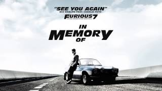 Wiz Khalifa See You Again Ft Charlie Puth Dj Lis
